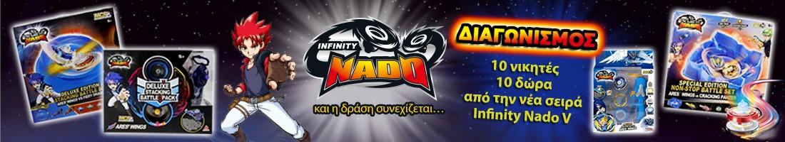 Διαγωνισμός Infinity Nado