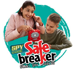 Spy Code Safe Breaker