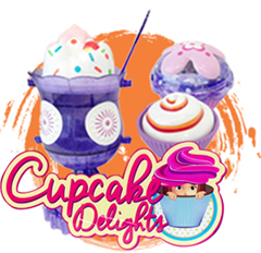 Cup Cake Playset