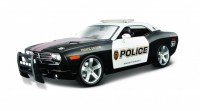 Maisto Special Edition 1:18 Dodge Challenger Police