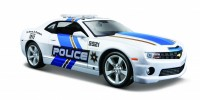 Maisto Special Edition 1:24 Chevrolet Camaro SS RS Police