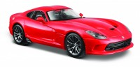 Maisto Special Edition 1:24 SRT Viper GTS 2013