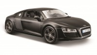Maisto Black Edition 1:24 Audi R8