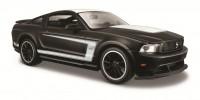 Maisto Black Edition 1:24 Ford Mustang Boss 302
