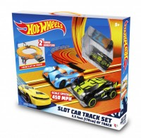 Hot Wheels Slot Car x 2 – 1,30m