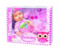 Bambolina Baby Doll, Μιλάει Ελληνικά!