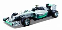 Maisto Tech Mercedes Amg Petronas F1 W05 Hybric 1:24 Racing Series