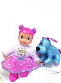 #Love Doll με το σκυλάκι της! - DIMIAN